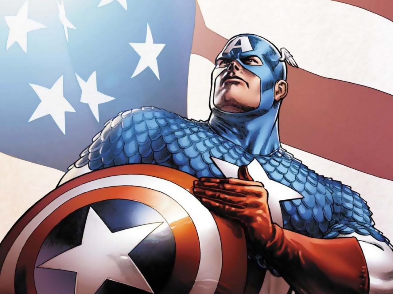 Fredagsfilm #3 – Captain America: The First Avenger