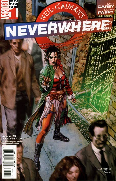 Neverwhere-comic-s